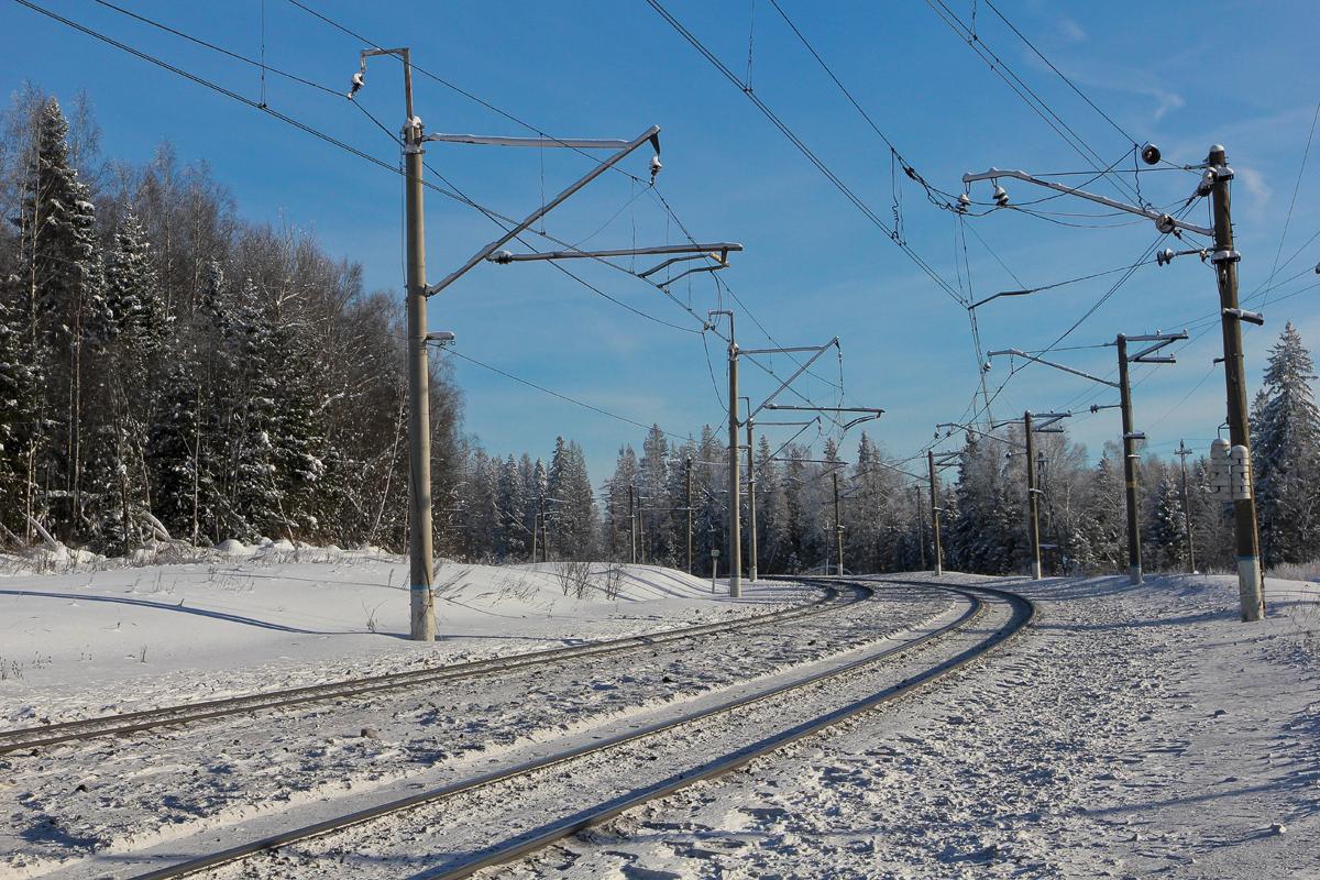 Станция Чисмена - станция Волоколамск