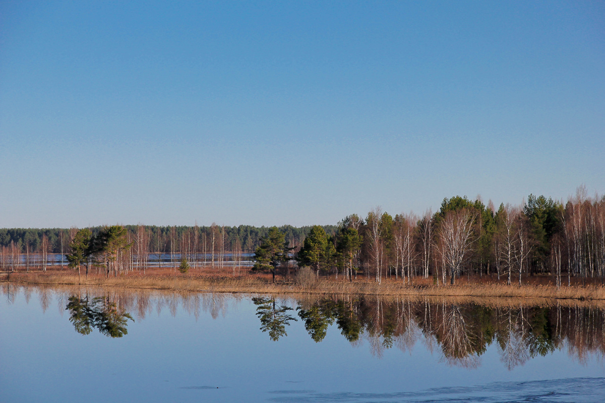 Кафтино озеро