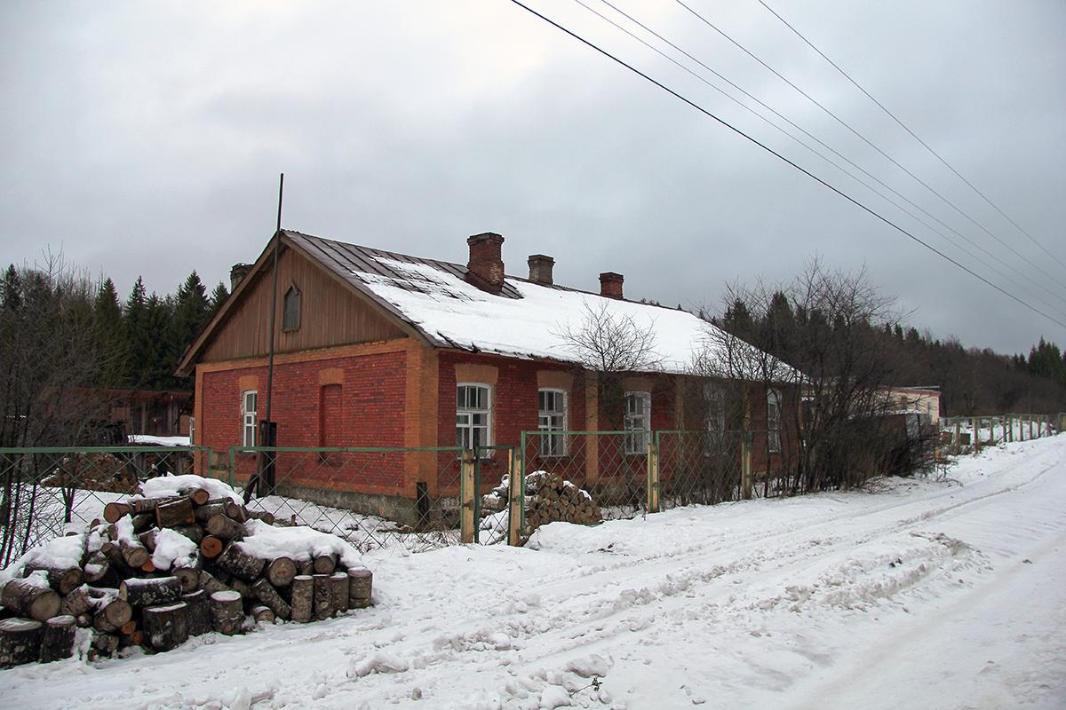Путейская казарма, 409 км на перегоне Спирово - Калашниково