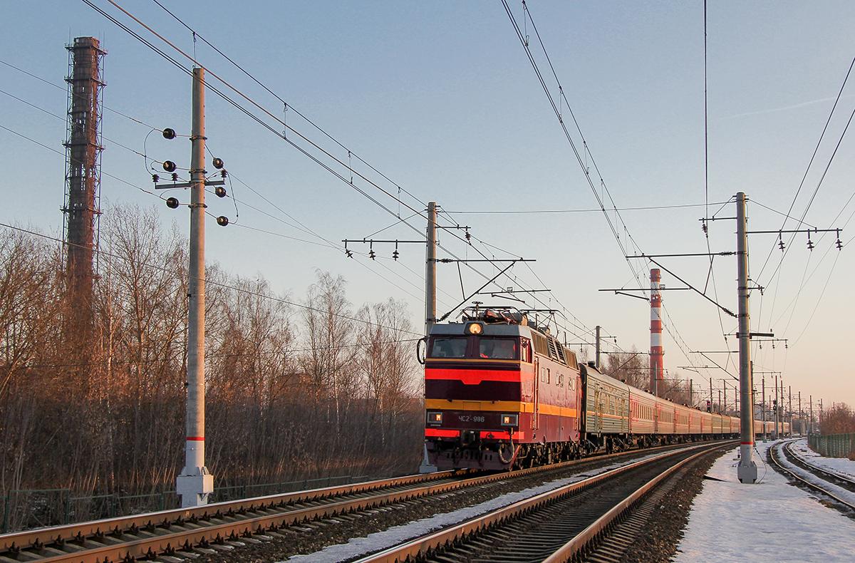 ЧС2Т-986