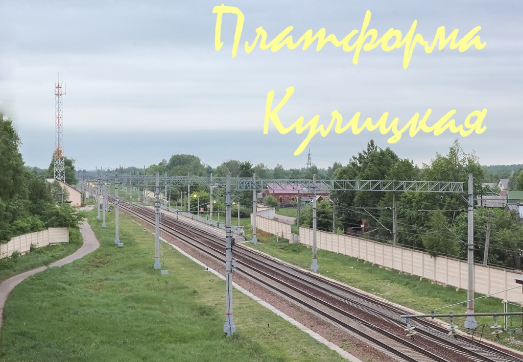 Платформа Кулицкая