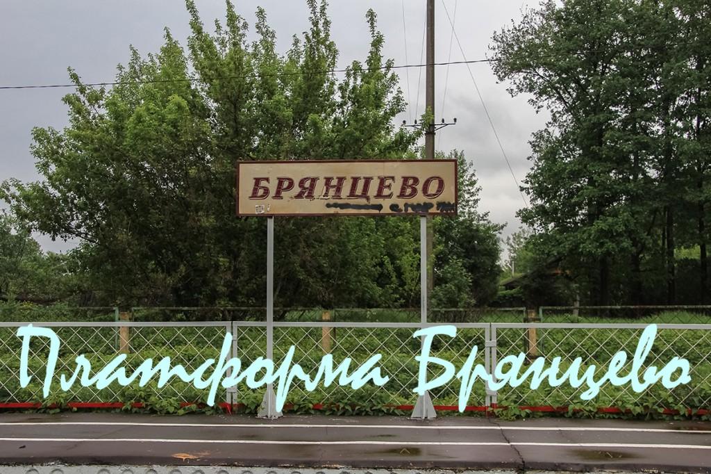 Платформа Брянцево