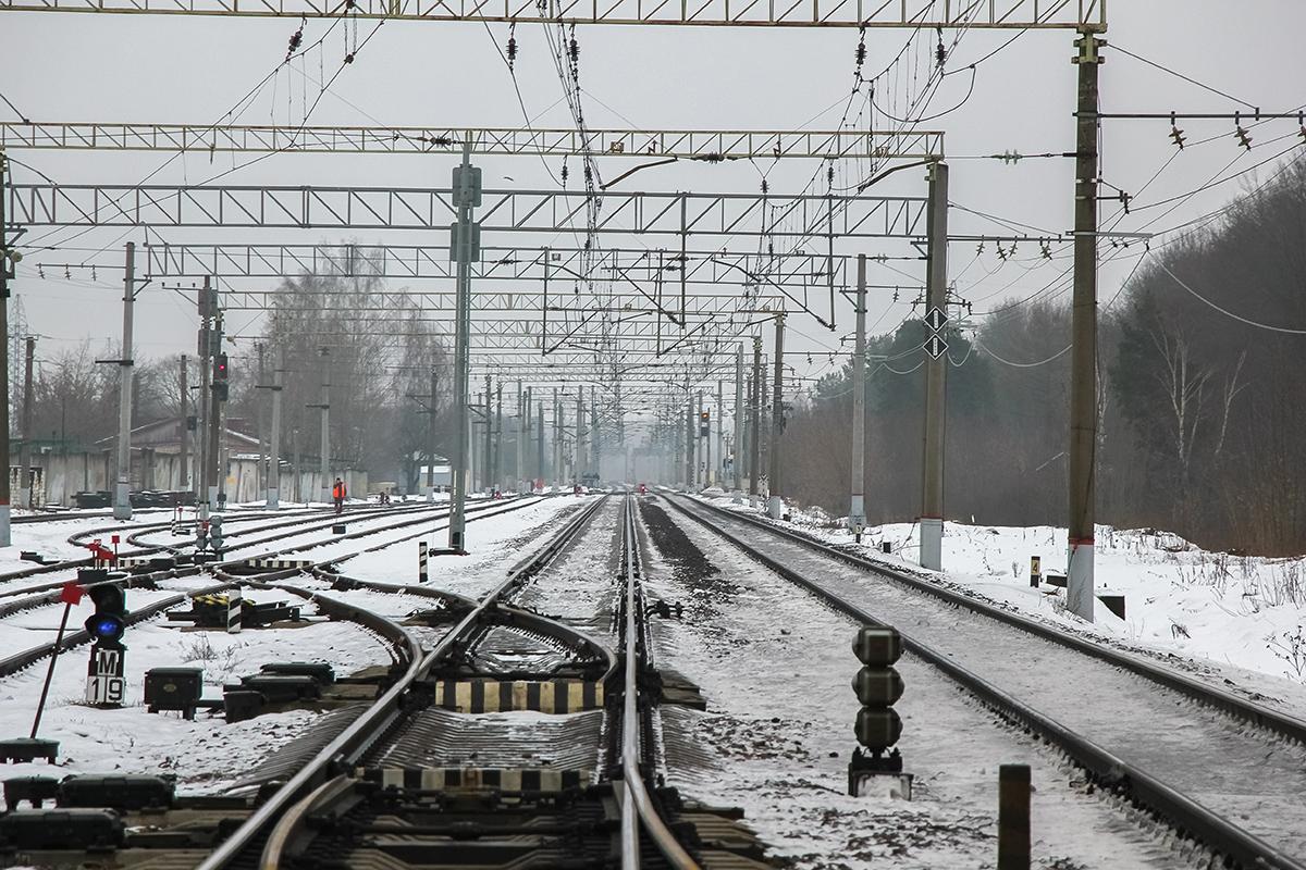 Станция Дорошиха