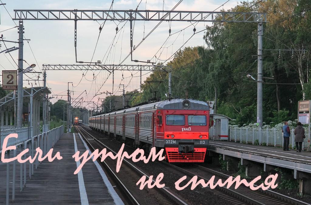 Платформа Стреглово