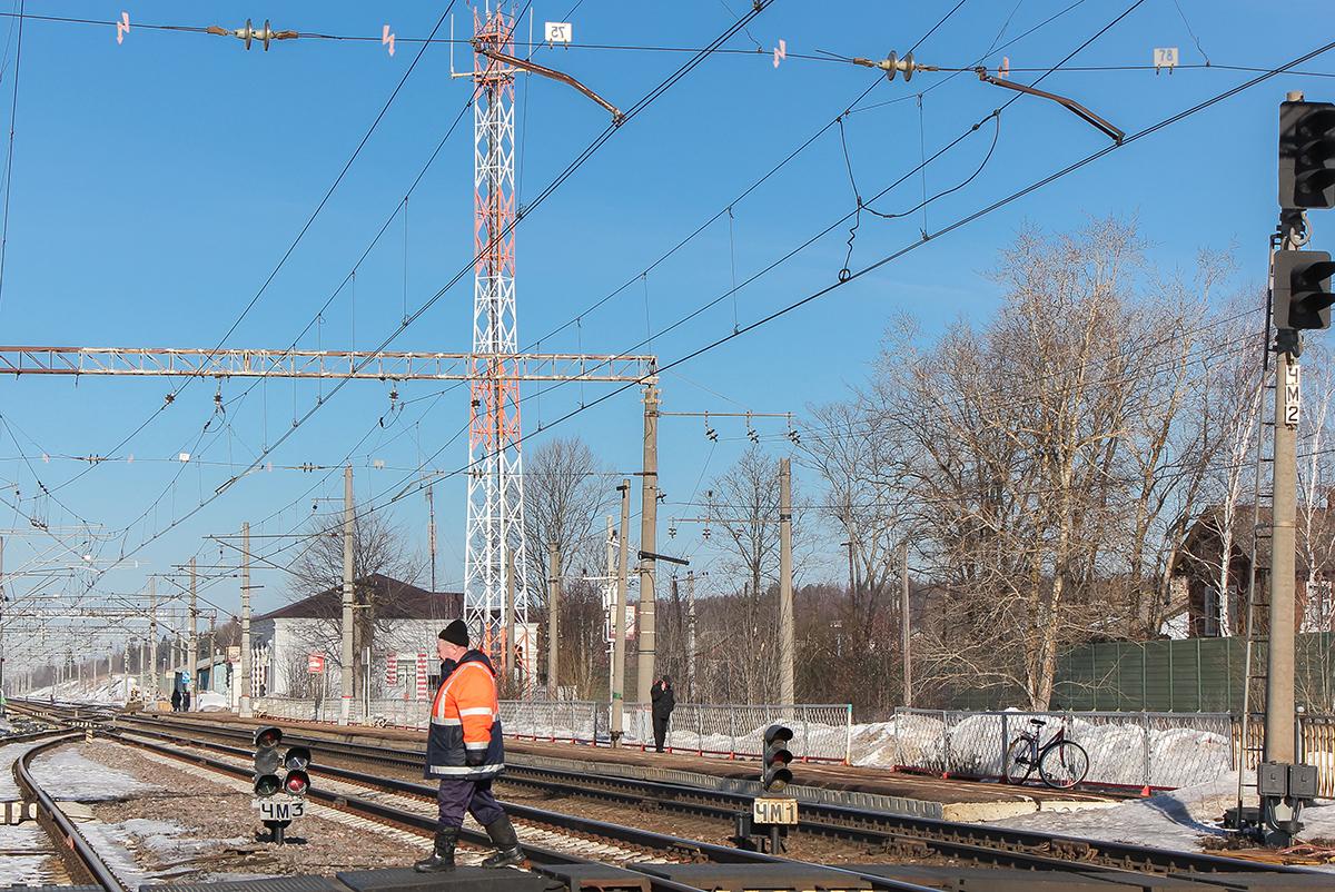 Платформа «На Бологое» станции Калашниково