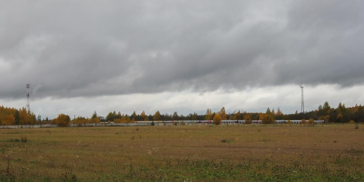 База отстоя пассажирских вагонов Решетниково