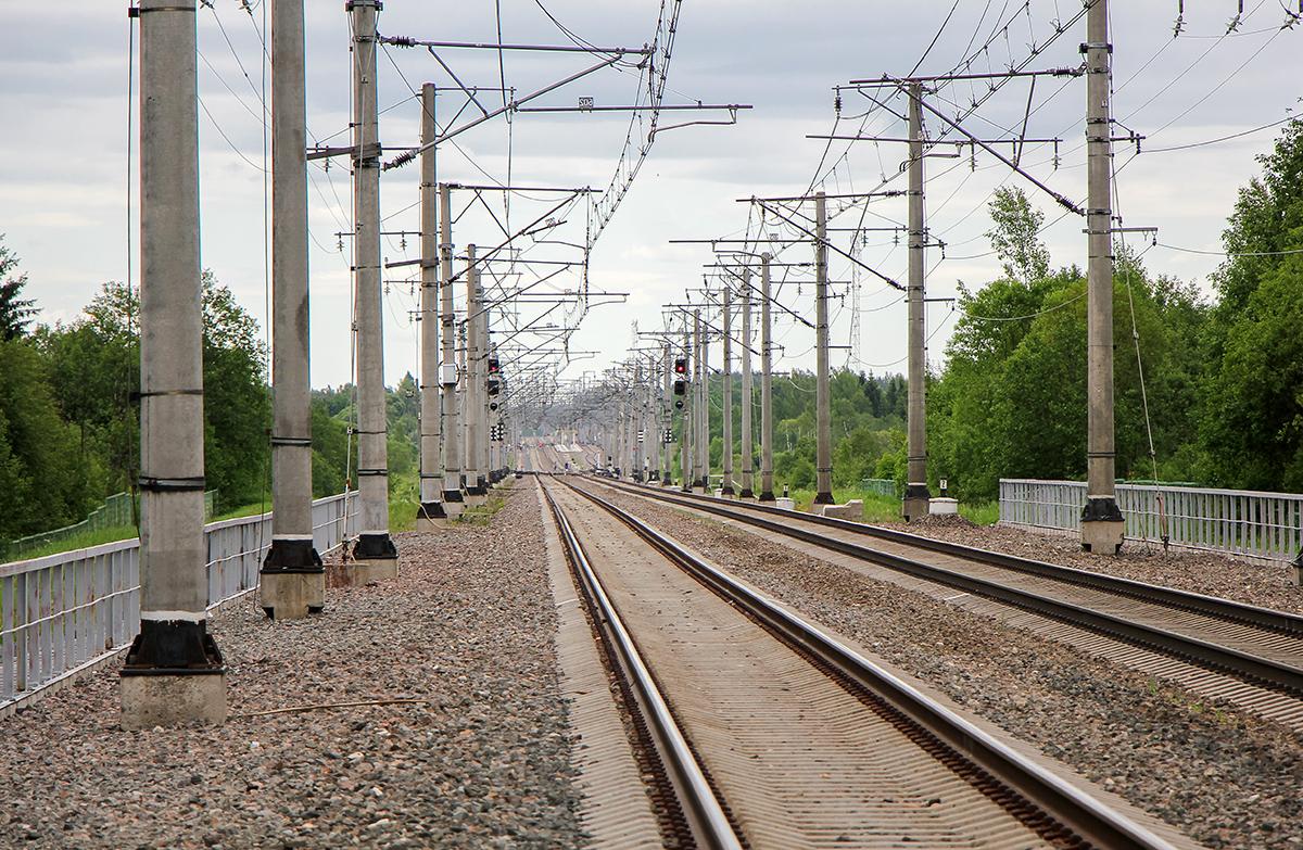 214-й километр Николаевской железной дороги
