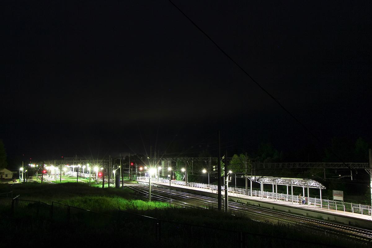 Станция Угловка