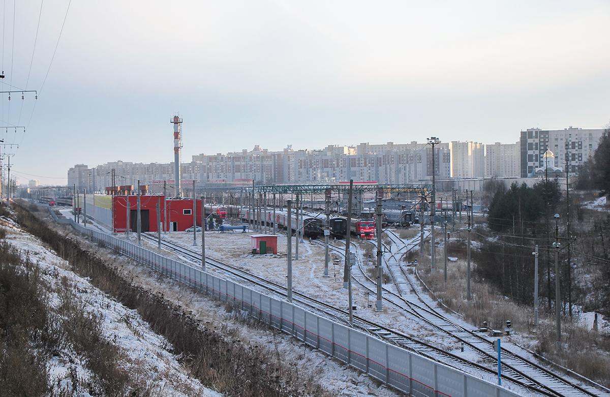 Депо Крюково