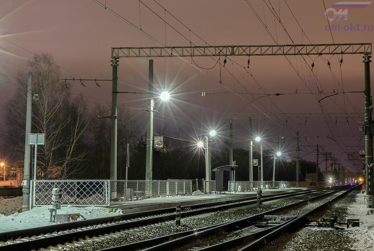 Пассажирская платформа «На Лихославль», станция Дорошиха