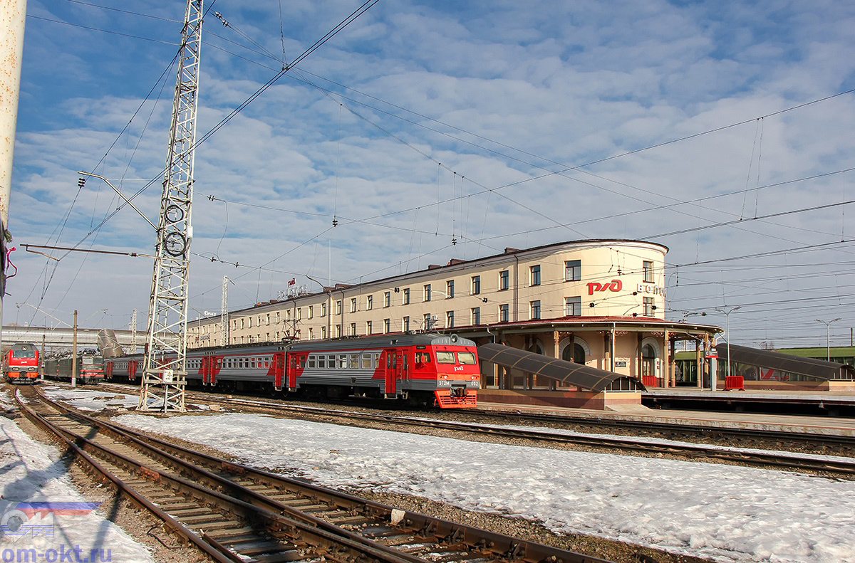 Вокзал на станции Бологое-Московское