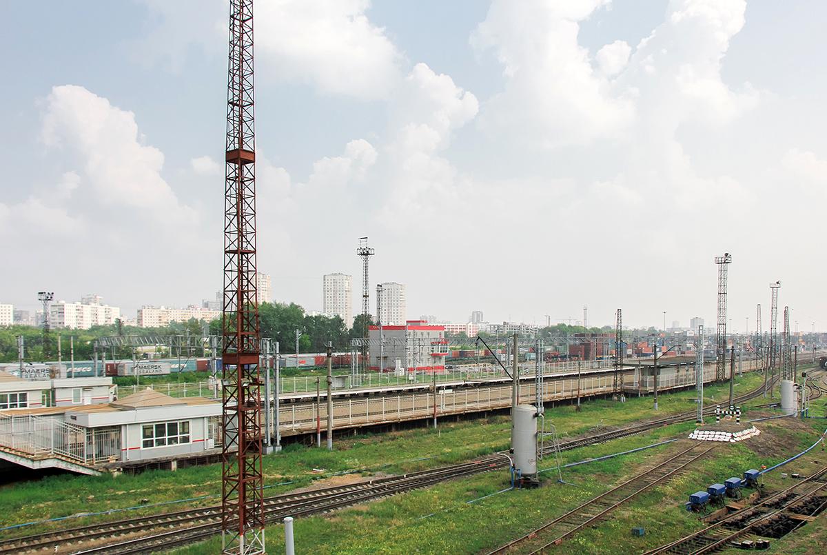 Платформа Моссельмаш