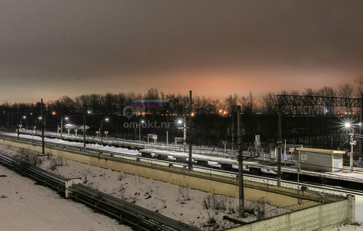 "Платформа Металлострой ""На Санкт-Петербург"""