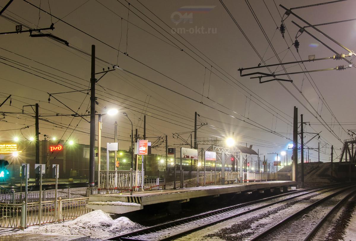 "Платформа ""На Санкт-Петербург"", Пост 5 км"