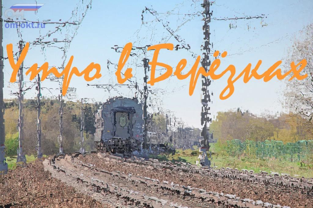 Платформа Берёзки-Дачные