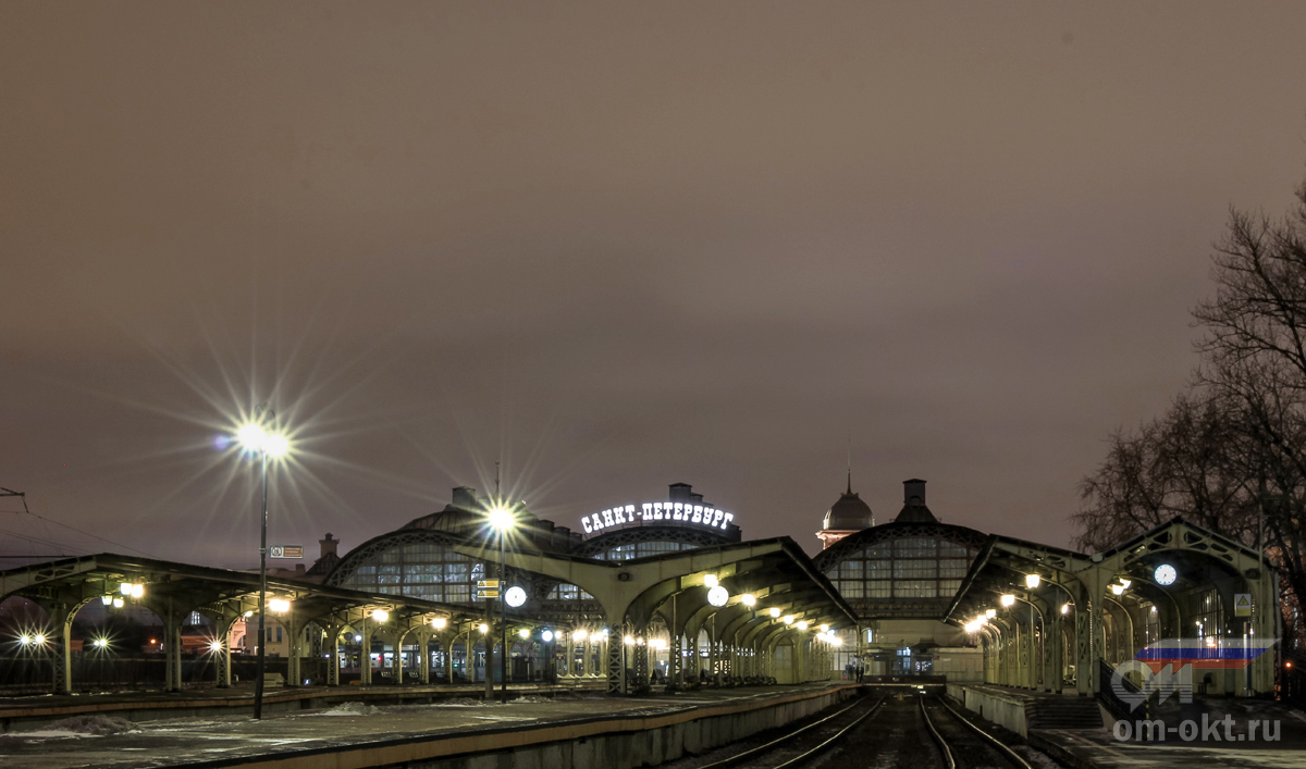 Витебский вокзал, станция Санкт-Петербург-Витебский