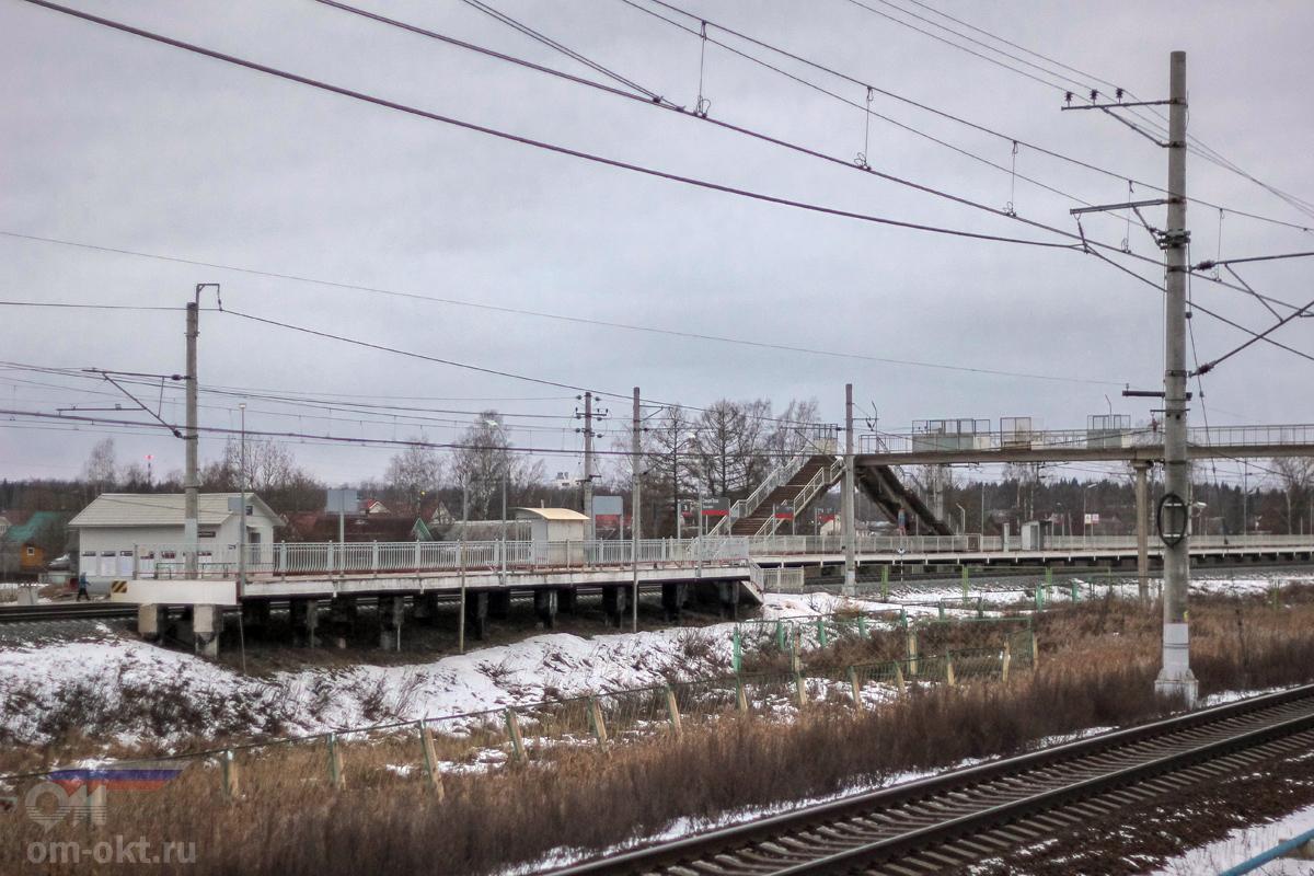 Платформа Тосно-2