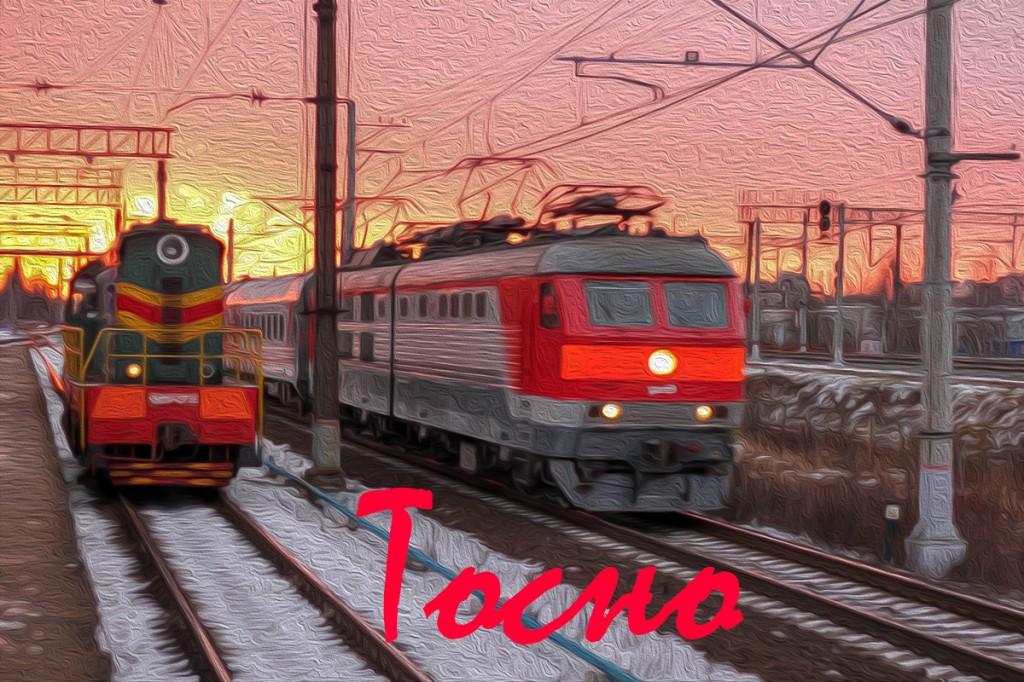 станция Тосно