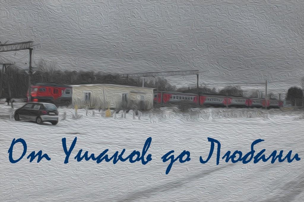 Станция Ушаки, станция Рябово