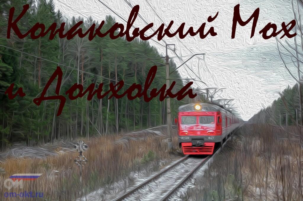 Конаковский Мох, Донховка